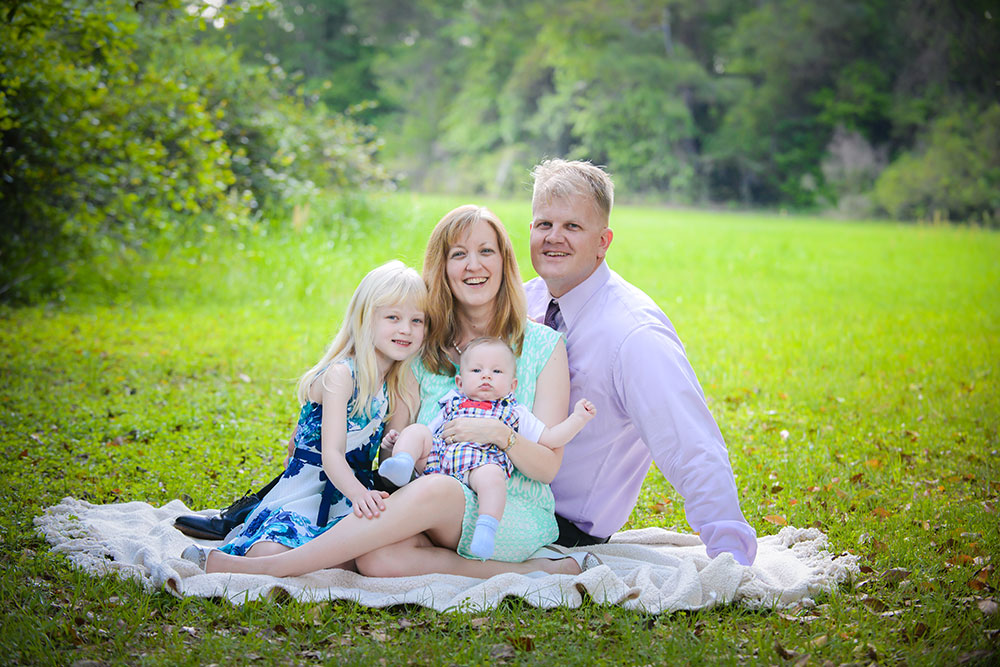 Dr. David Otto Family